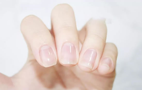 Pearlescent French Manicure Tutorial