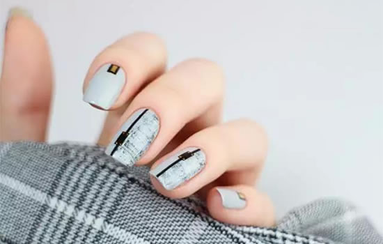 Early spring nail art picture 2019 style fashion