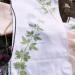 DIY Flower and grass dye