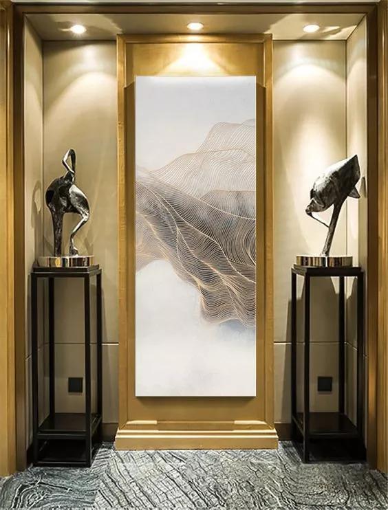 52 Inspiring Canvas Wall Art Decor to Make Your Living Room Look Amazing | #canvas #wall #art #decor #livingroom