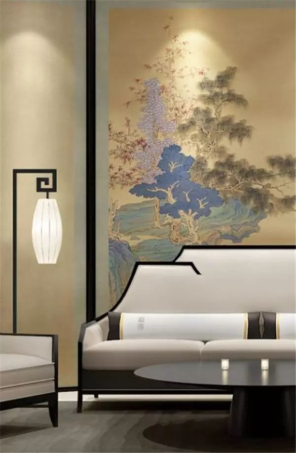 New Chinese style decoration
