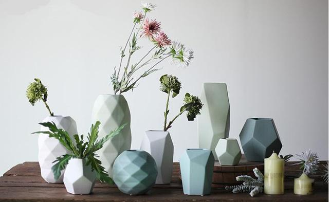 Diy ornaments in everyday home life