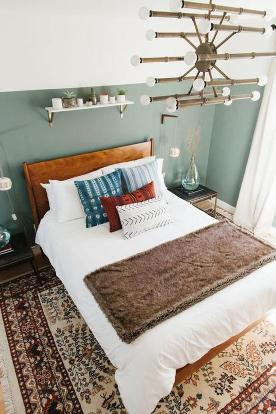 "2019 spring and summer home color ""pop trend"""