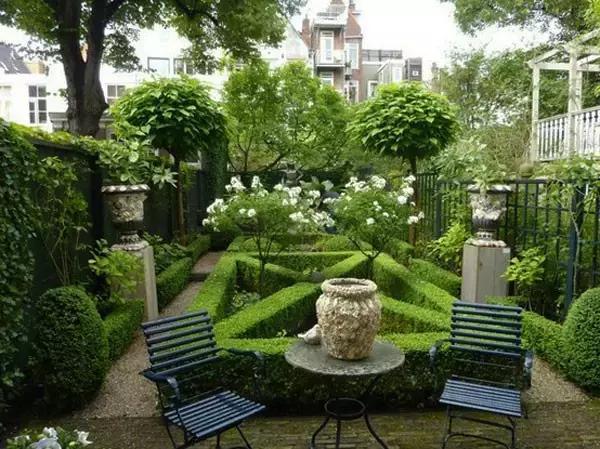 Courtyard design garden, courtyard design