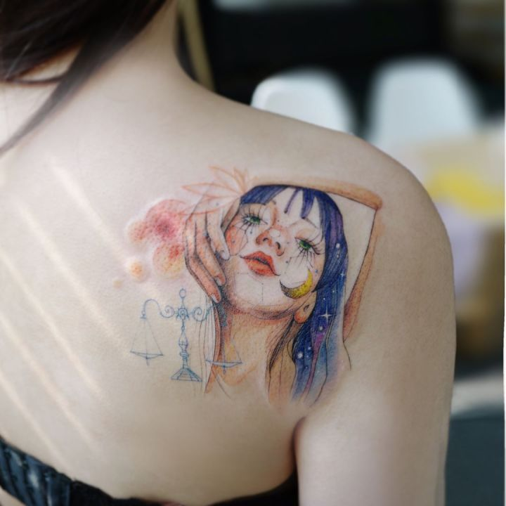 38 WOMEN BACK TATTOO, THERE IS ALWAYS A SEXY BELONGS TO YOU
