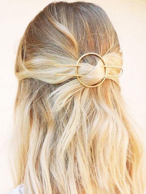 37 Best  Hair Pins Ideas in Fashion hair pins, hair accessories