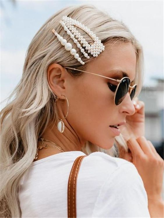 37 Best  Hair Pins Ideas in Fashion hair pins, hair accessories
