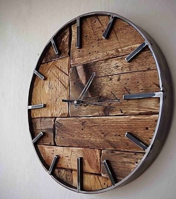 35 Vintage Clock Ideas for Your Home  Decor clock,home decoration