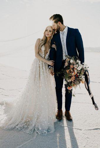 A glamorous wedding photo that you
