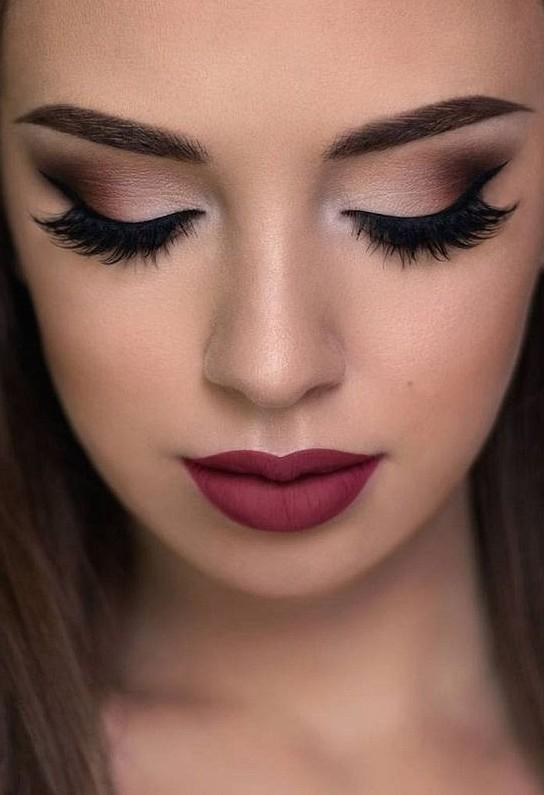 35 WONDERFUL PROM MAKEUP IDEAS makeup ideas,beautiful makeup,prom makeup.