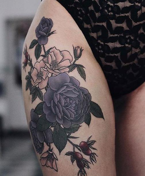 37 Small but Meaningful Tattoo may Spark Your Ideas small tattoo, meaningful tattoo, flower tattoo, quote tattoo